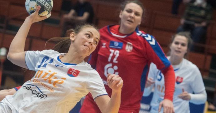 Kézilabda: Felvidéki játékosokkal sem sikerült a bravúr a szlovák válogatottnak