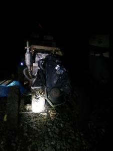 Részeg volt a vonat elé hajtó traktoros, egy 74 éves nő szörnyethalt