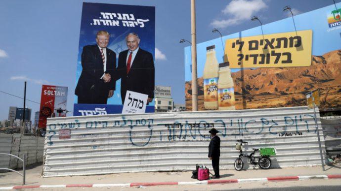 Van félnivalója Netanjahunak