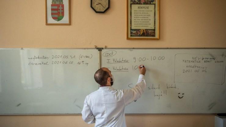 Nem sokra jutottak az első egyeztetésen a pedagógusok sztrájkjáról