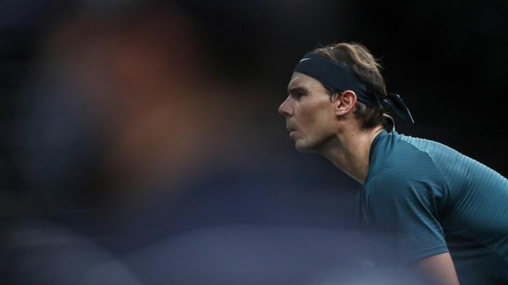 Rafael Nadal: nem tudom, mikor teniszezem újra