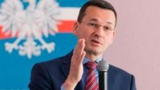 Morawiecki: Lengyelország nem kér könyöradományt Brüsszeltől