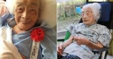 117 évesen elhunyt a világ legidősebb embere