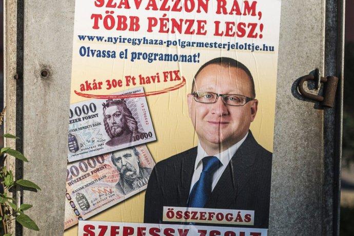 594 ukrántól 111 millió forint – négy év börtönre ítélték Monok korábbi polgármesterét