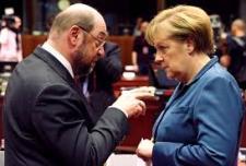 Mégis lehet CDU/CSU-SPD nagykoalíció Németországban