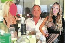 Hat nő volt Borkai hajóbuliján egy szerb lap szerint