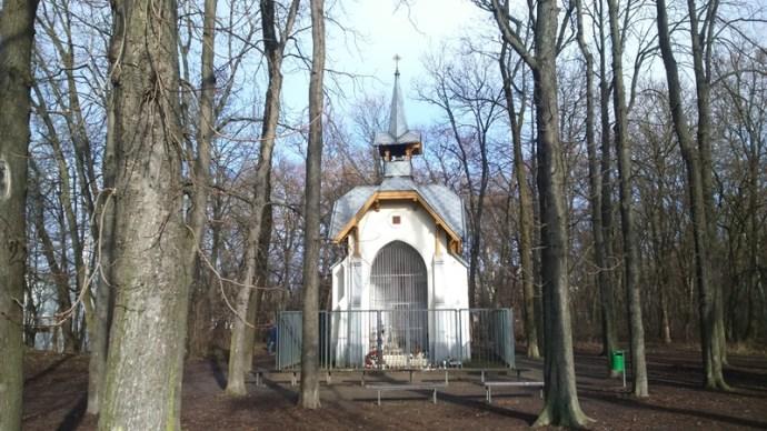Pozsonyligetfalu egyik becses öröksége, a zabosi kápolna