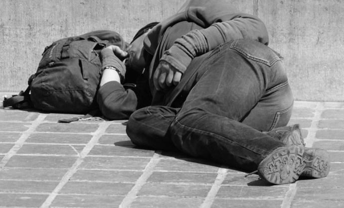 Elítélték az új törvény szerint az első hajléktalant