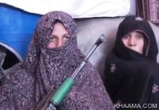 Egy afgán asszony kéttucatnyi tálibbal végzett, miután megölték a fiát