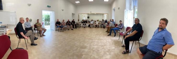 Esztergomban tartották a katolikus börtönlelkészek találkozóját