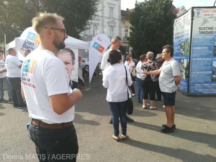 Dan Barna: Romániának felül kell kerekednie az etnikai törésvonalon – Hegedüs Csilla: az etnikai problémát meg kell oldani