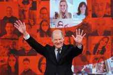 Megvan a német szociáldemokraták kancellárjelöltje