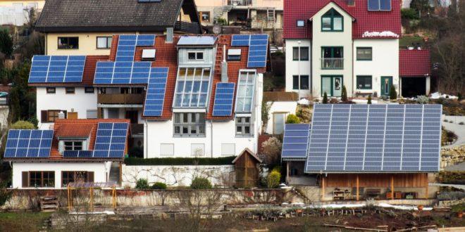 Rekord mennyiségű napenergiát termelt Németország az első 4 hónapban