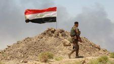 Az iraki ejtőernyős alakulatok az Iszlám Állam terroristáira vadásztak Irak nyugati részén