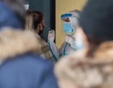 A Dunaszerdahelyi, a Rimaszombati és a Galántai járásban is jelentősen nőtt a fertőzöttek száma