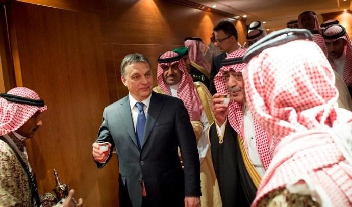 Kókát is jól elszámoltatták: Szaúd-Arábiában üzletelgetett Orbán társaságában