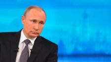 Megnyugtatta a Nyugatot Putyin
