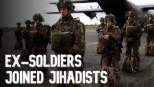 Több tucat korábbi francia katona csatlakozott terrorista csoportokhoz (videó)