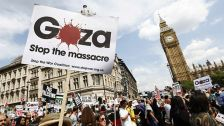 Egy londoni szupermarket eltávolította a polcairól a kóser ételeket az Izrael-ellenes tüntetések hatására