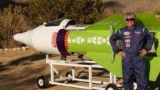 Sikerült fellőnie magát a Föld laposságát bizonyítani kívánó amerikai rakétaembernek