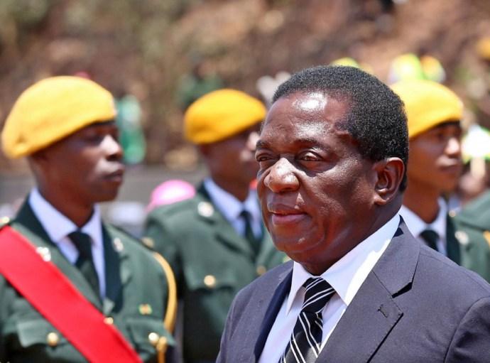 A Krokodil haraphatja át Mugabe torkát