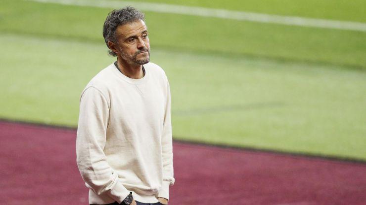 EURO-2020 – Luis Enrique: rossz érzés az ilyen döntetlen