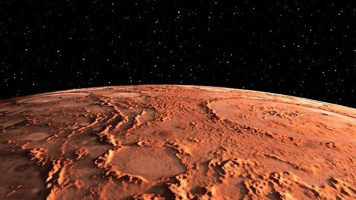 Pénteken landolhat az első kínai Mars-járó a Marson