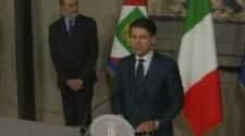 Véget ért a politikai válság Olaszországban