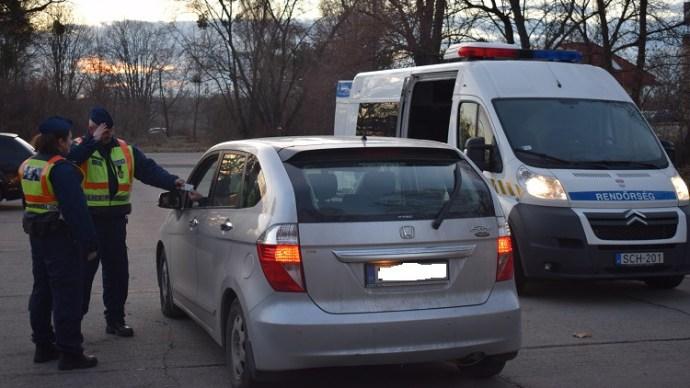 Lecsapott a Schengen-busz a magyar autópályára