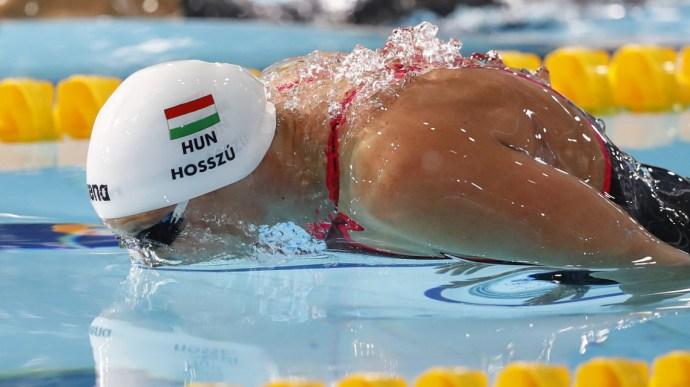 Megindító, bensőséges fotóval reagált Hosszú Katinka az olimpia hírére