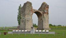 Gladiátoriskola a Duna partján