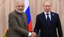 Putyin Indiában: Új-Delhi nem kívánja Putyint Obamára cserélni