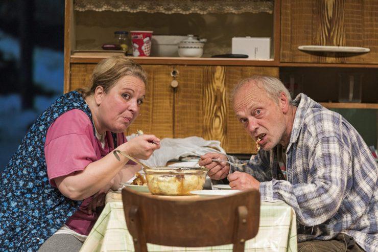 Időtálló remekmű odaadó színészekkel a Komáromi Jókai Színházban