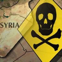 Mustárgázt vetettek be a szíriai lázadók
