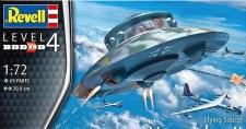 Náci UFO-makett okozott riadalmat Németországban