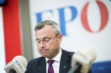 Norbert Hofert választotta új elnökévé az Osztrák Szabadságpárt