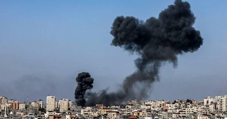 Netanjahu bejelentette, folytatják az izraeli légitámadásokat
