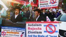 Ortodox zsidók Trump ,,béketerve,, ellen (videó)