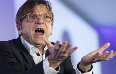 Verhofstadt, Soros ügyvédje