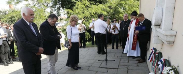 Szent Kvirin vértanú püspökre emlékeztek Szombathelyen