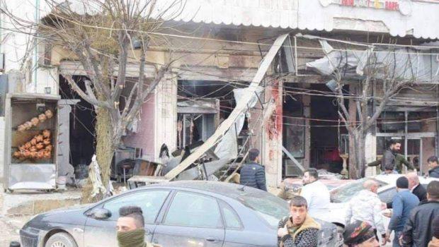 Robbantásos támadást hajtottak végre a Szíriában járőröző amerikai katonák ellen (videó)