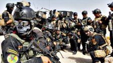 Az iraki különleges erők ejtőernyős alakulatai végeztek az Iszlám Állam 7 magas rangú vezetőjével