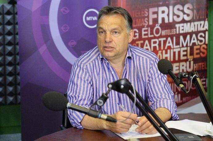 Orbán: Tíz százalék alá csökkenhet az szja