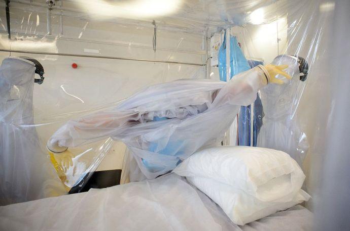 Landolt az ebola Európában