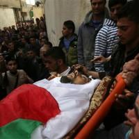 ENSZ: Izrael 2014-ben ölte meg eddig a legtöbb palesztint