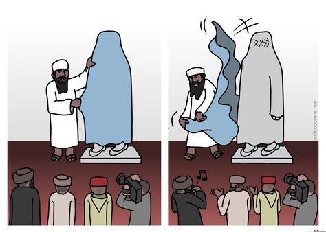Azért örült a járványnak a dzsihadista, mert most már a keresztényeknek is tilos az, amit nekik nem szabad