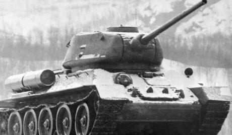A XX. század legjobb közepes harckocsija