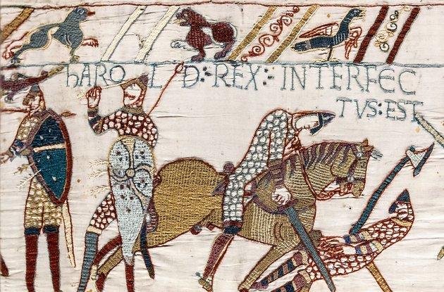 Zűrzavaros évtizedek után nyitott új fejezetet Anglia történelmében Hódító Vilmos