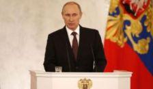 Putyin: Ez büntető művelet