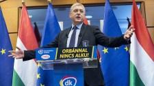 Gyurcsány halálra ítélte az Orbán-rendszert, miközben belerúgott az elszakított nemzettestvéreinkbe